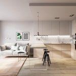 Кухня вашей мечты Белая кухня фото полезные советы материалы характеристика размеры сочетание цветов акценты на белой кухне кухня гостиная фото