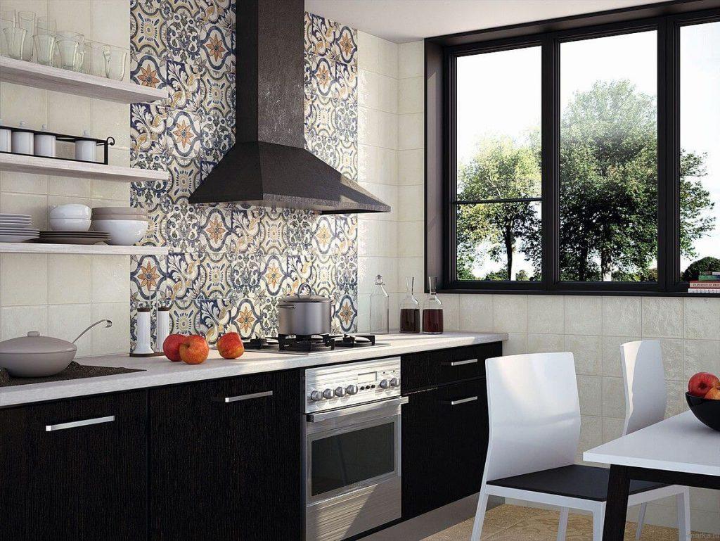 Кухня вашей мечты Фартук для кухни материалы характеристика монтаж фартука для кухни размеры кухонного фартука фото