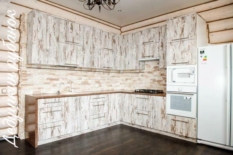 Кухня под заказ Комо