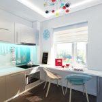 Кухня вашей мечты Фартук для белой кухни полезные советы материалы характеристика размеры кухонного фартука сочетание цветов белая кухня задействовать подоконник фото