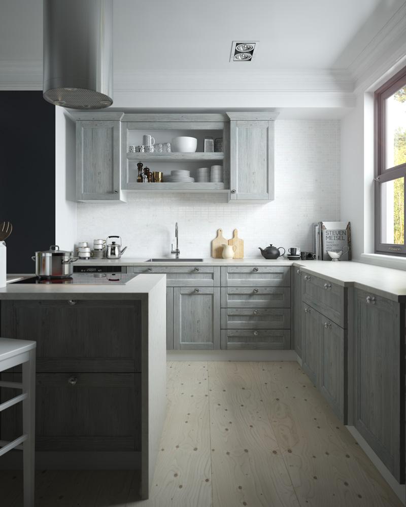 Из каких материалов изготовить кухню Кухня вашей мечты Материал для изготовления фасадов для кухонного гарнитура Фасады из рамочного МДФ фото