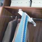 Наполнение шкафа купе фурнитура для шкафов купе открытые полки выдвижные ящики варианты наполнения советы профессионалов перекладина для галстуков фото