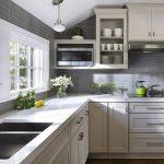 Кухня вашей мечты Черно-белая кухня полезные советы материалы характеристика размеры сочетание цветов яркие акценты на белой кухне посуда для кухни фото