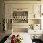 Кухня вашей мечты ТОП-6 планировок для кухни Интересные варианты планировки маленькой кухни стиль кантри фото