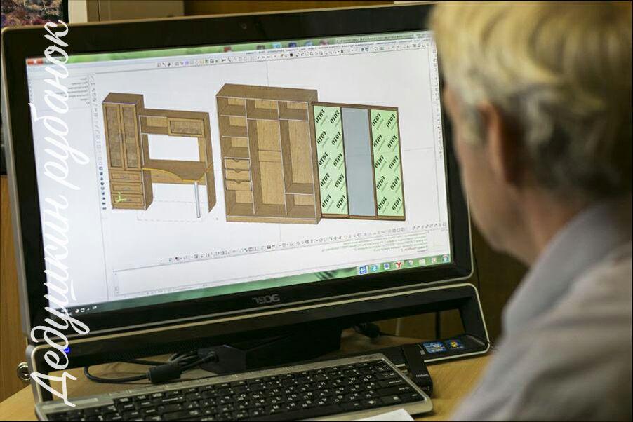 Производство мебели в Томске от компании Дедушкин рубанок. Качественная мебель на заказ, собственные цеха по производству мебели. Приходите в гости!