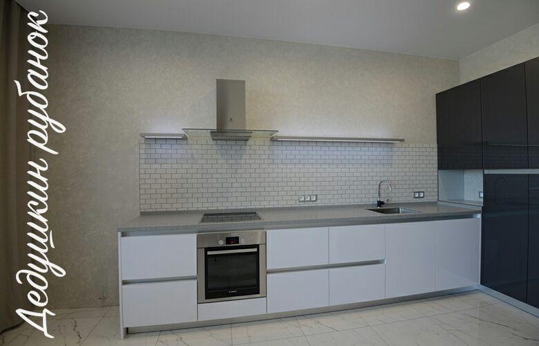 Кухня под заказ из акрила в Томске от производителя. Стильные кухни по индивидуальному размеру, оперативное производство. Акции и скидки на кухни.