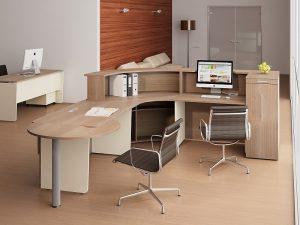 Офисная мебель Томск. Надежная офисная мебель на заказ от производителя. Купить офисную мебель в Томске. Дизайн бесплатно.