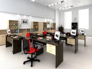 Офисная мебель Томск. Надежная офисная мебель на заказ от производителя. Купить офисную мебель в Томске. Индивидуальный дизайн бесплатно.