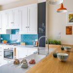 Белая кухня яркие акценты полезные советы примеры исполнения фото