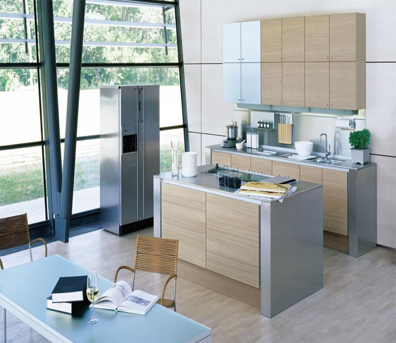 Из каких материалов изготовить кухню Кухня вашей мечты Материал для изготовления фасадов для кухонного гарнитура Фасады из ЛДСП фото
