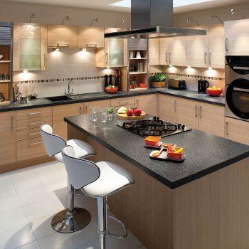 Кухня вашей мечты ТОП-6 планировок для кухни Островная планировка кухни варианты исполнения идеи фото