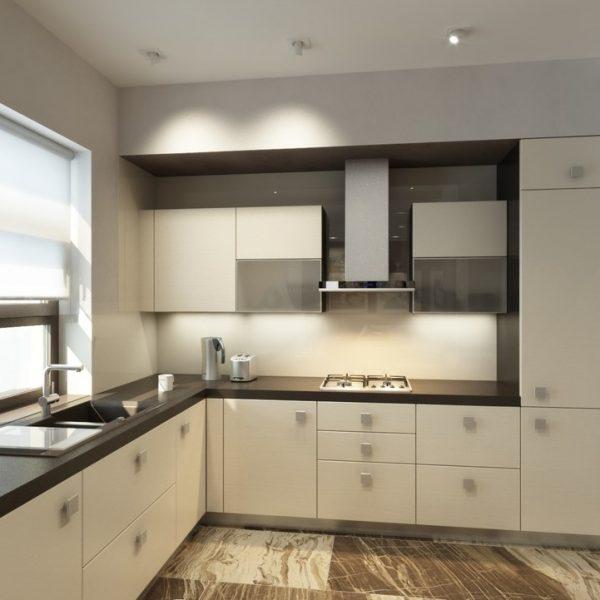 Кухня вашей мечты ТОП-6 планировок для кухни П-образная планировка кухни варианты исполнения фото