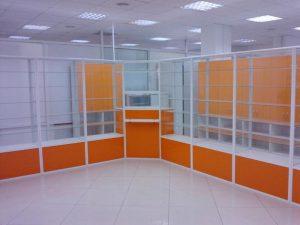 Торговая мебель в Томске от производителя. Торговые прилавки, торговые стеллажи, торговая мебель на заказ. Дизайн, гарантия на торговую мебель.
