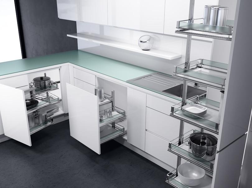 Советы по подбору фурнитуры для изготовления кухонного гарнитура фото