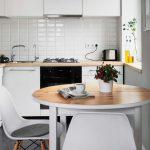 Кухня вашей мечты ТОП-6 планировок для кухни Интересные варианты планировки маленькой кухни белая кухня фото