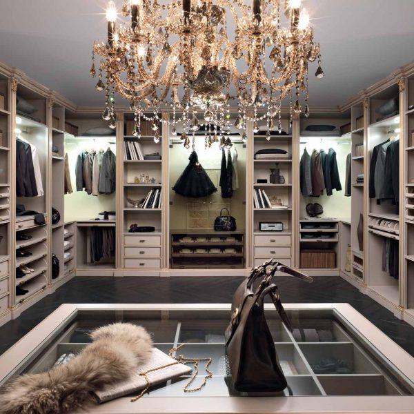 Гардеробная комната: планировка, где разместить гардеробную варианты исполнения, размеры гардеробной, фото
