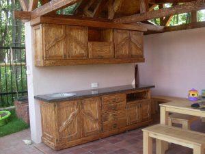 Кухни под заказ Томск. Корпус из ЛДСП и массива дерева для кухни под заказ. Качественное изготовление мебели, гарантия на кухни под заказ 24 мес.