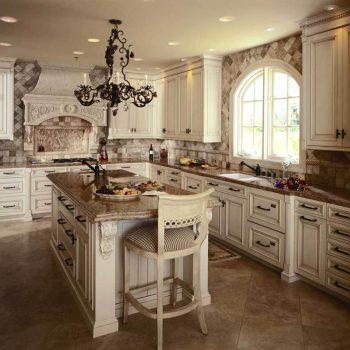 Кухня вашей мечты ТОП-6 планировок для кухни Островная планировка свежие идеи варианты исполнения фото