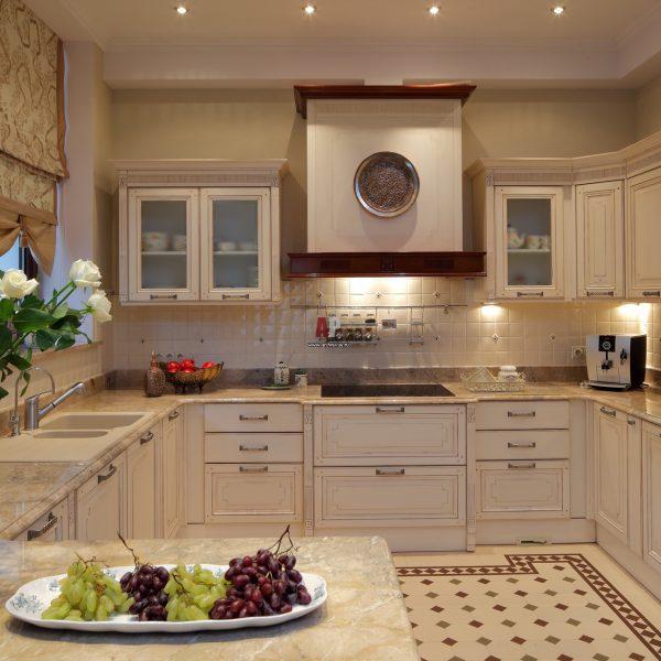 Кухня вашей мечты ТОП-6 планировок для кухни П-образная планировка кухни классическая кухня варианты исполнения фото