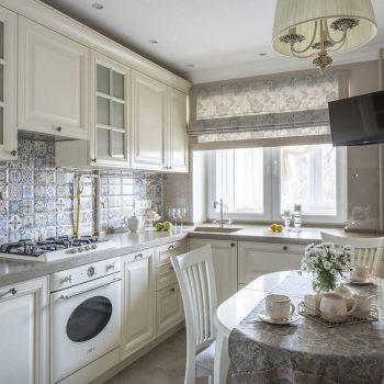 Кухня вашей мечты ТОП-6 планировок для кухни Г-образная планировка кухни белая кухня варианты исполнения фото