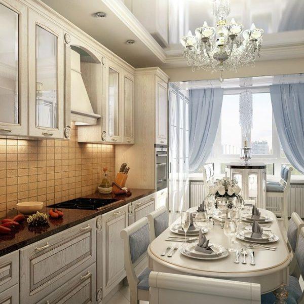 Кухня вашей мечты ТОП-6 планировок для кухни советы профессионалов выбор кухни поэтапно виды планировки кухни Однорядная планировка варианты исполнения фото