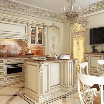 Кухня вашей мечты ТОП-6 планировок для кухни Островная планировка кухни варианты исполнения фото